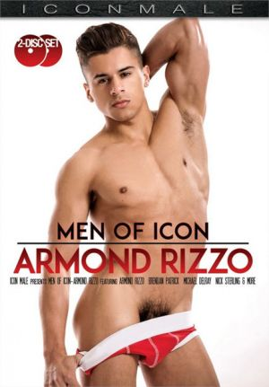 Men of Icon: Armond Rizzo DVD