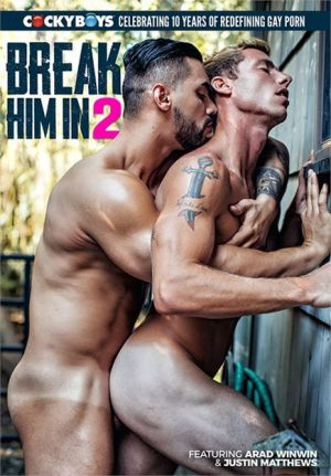 Break Him In 2 DVD