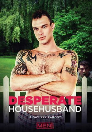 Desperate Househusband: Gay XXX Parody DVD