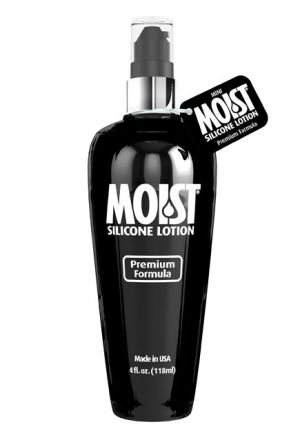 Moist Silicone Lube