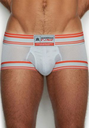 Scrimmage Fly Front Boxer-Brief