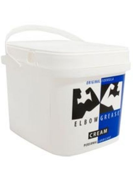 Elbow Grease Classic Reg Cream 1/2 Gallon