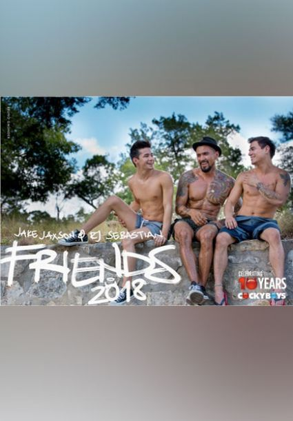 CockyBoys Friends 2018