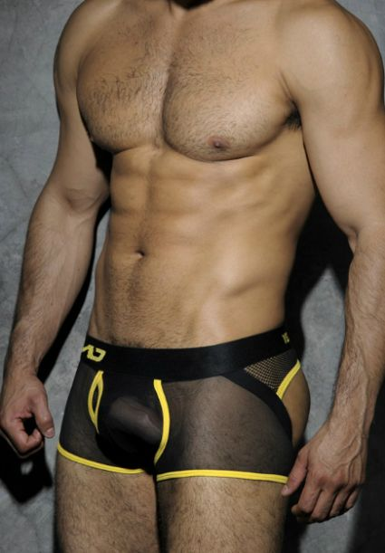 Colour Code Bottomless Boxer