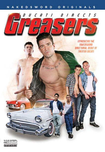 Greasers DVD