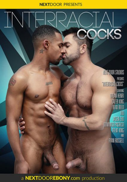 Interracial Cocks DVD