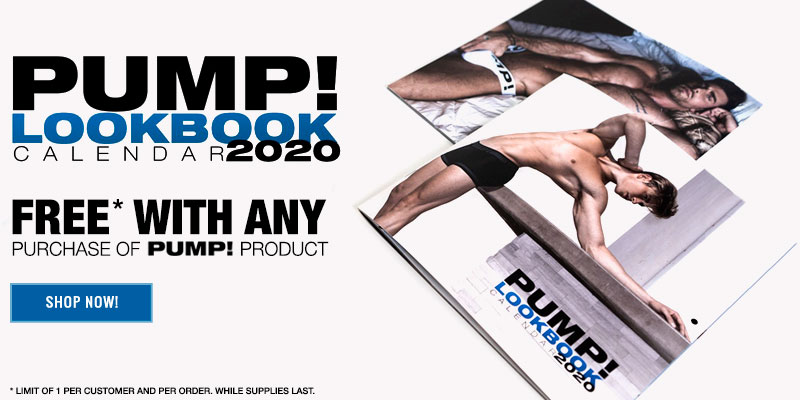 FREE Pump Calendar with purchase