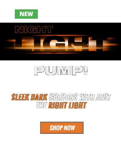 NEW: PUMP! NightLight Underwear Collection